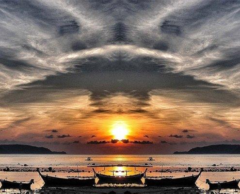 Atmosphere Cielo e Barche Alessio Cocchi