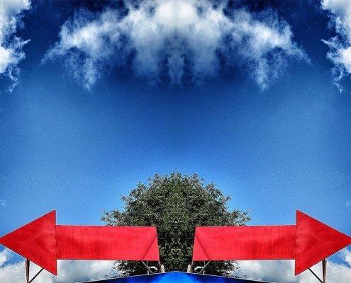 Atmosphere Cielo e Frecce Alessio Cocchi