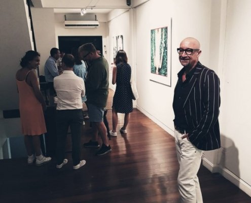 FRAMRED Photobangkok 2018 alessio cocchi
